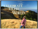 celebrate what s right with the world