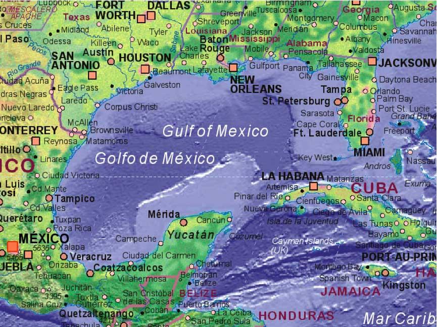 Golfo do México