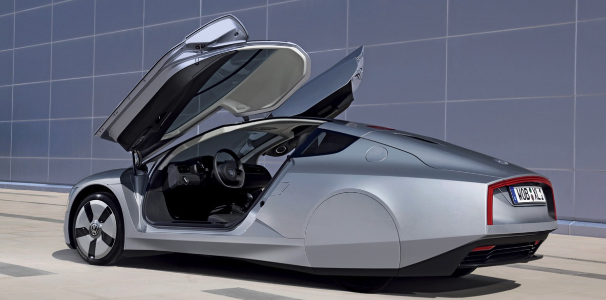 You Won T Find The 300 Mpg Volkswagen Xl1 In An American Showroom Fact It Has Even Been Denied A Tour Of America Because Is Too Efficient For