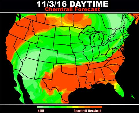 Haarp Status Network Confirmed The Heavy Chemtrail