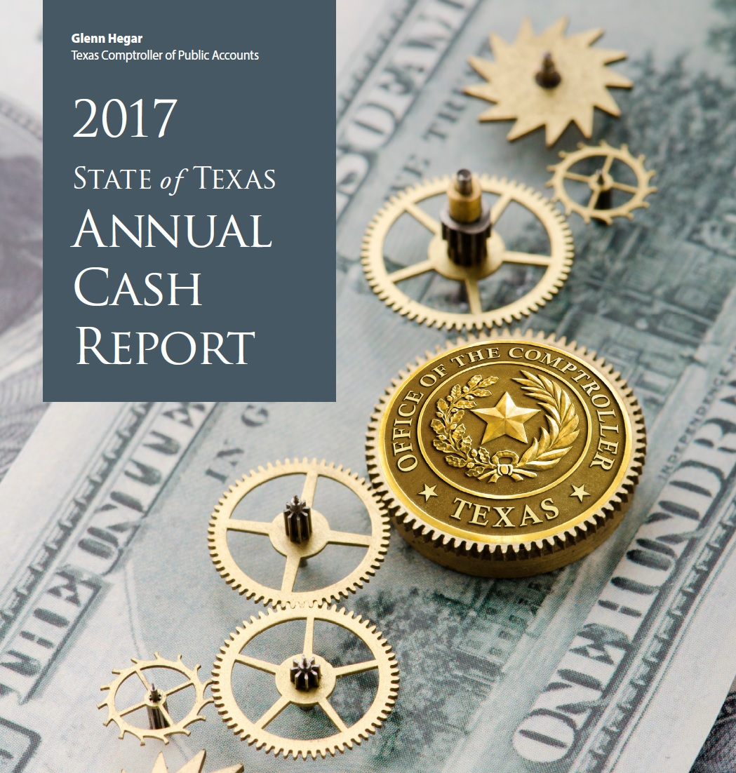 2017 Texas State Cash Report