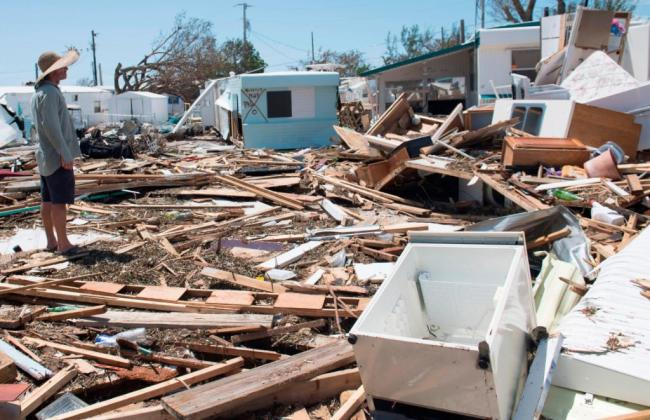 FEMA BLOCKING AID WORKERS FROM THE FLORIDA KEYS AND OTHER DISASTER AREAS  Keys-homes-destroyed